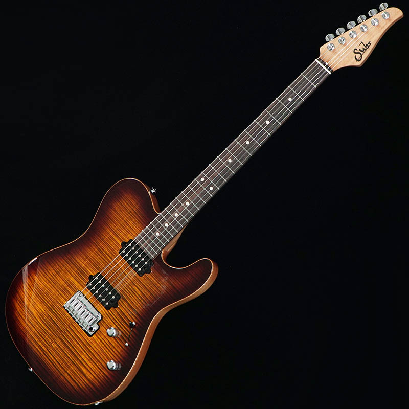 Suhr Guitars Pro Series Modern T Pro (Bengal Burst) [#JST4U3D]