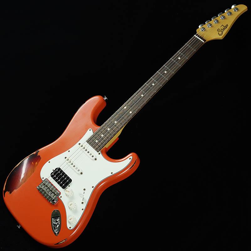 Suhr Guitars 2017 Limited Edition Classic Antique Pro (Fiesta Orange over 3 Tone Burst/Indian Rosewood) [#JS7K1X] 【特価】