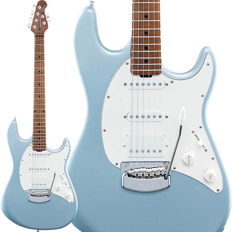 MUSICMAN Cutlass RS HSS (Firemist Silver/Roasted Figured Maple)