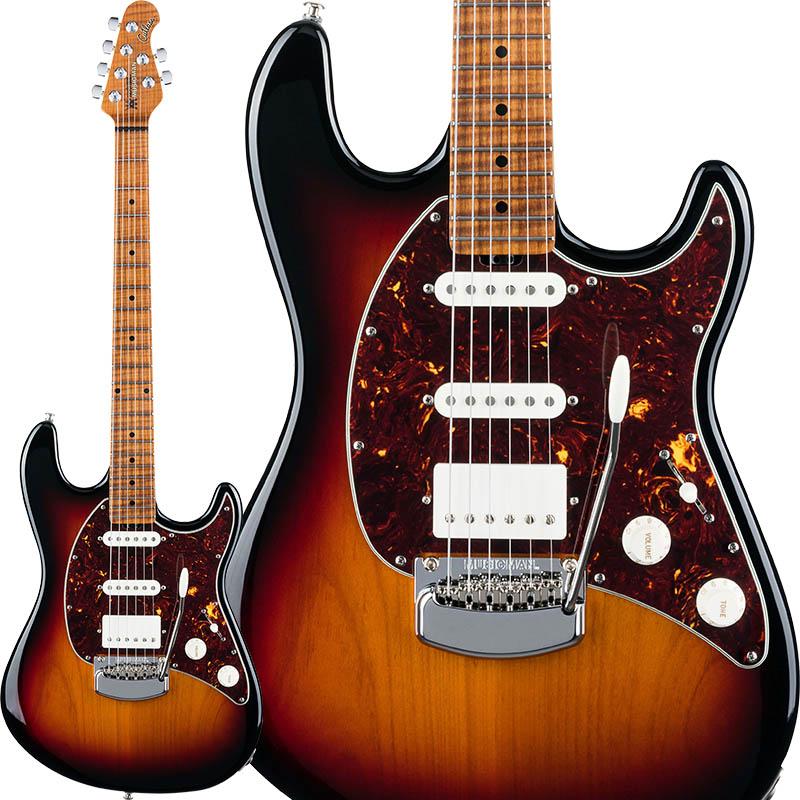MUSICMAN Cutlass RS HSS (Vintage Sunburst/Roasted Figured Maple)