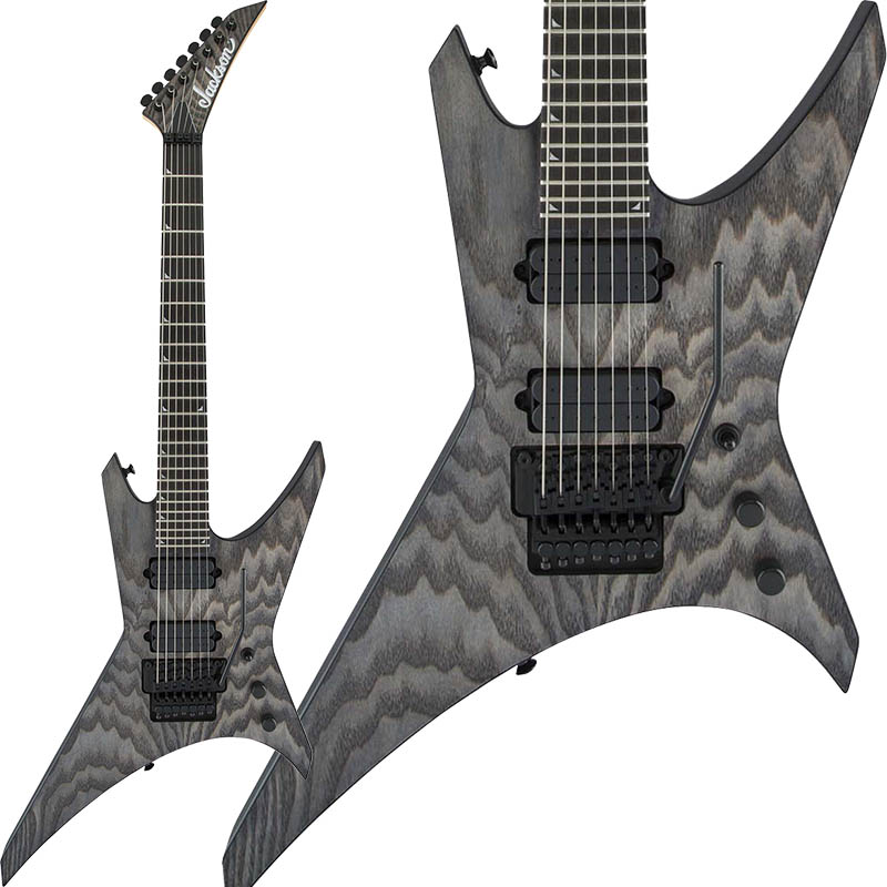 Jackson Pro Series Dave Davidson Warrior WR7 (Distressed Ash)