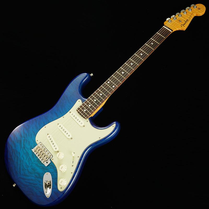 Fender Custom Shop American Custom Stratocaster Quilted Maple-Top/Alder Back (Cobalt Blue Burst/Rosewood) [IKEBE ORDER MODEL] 【ikbp5】