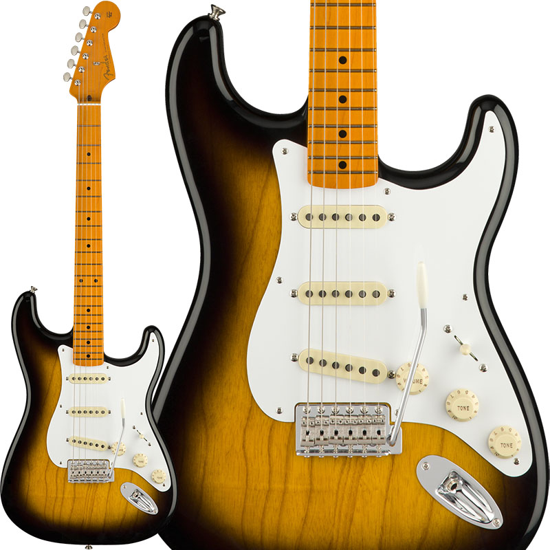 Fender Classic Series '50s Stratocaster Lacquer (2-Color Sunburst) [Made In Mexico] 【7月下旬入荷予定】 【ikbp5】