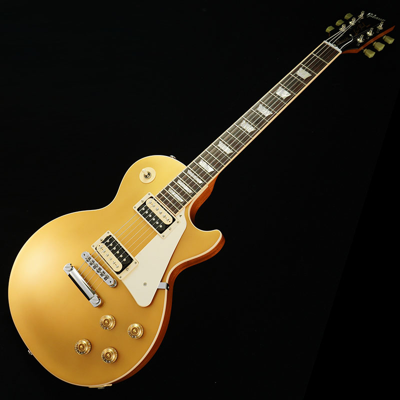 Gibson Les Paul Classic Plain Top 2016 Limited (Gold Top) 【本数限定アウトレット超特価】