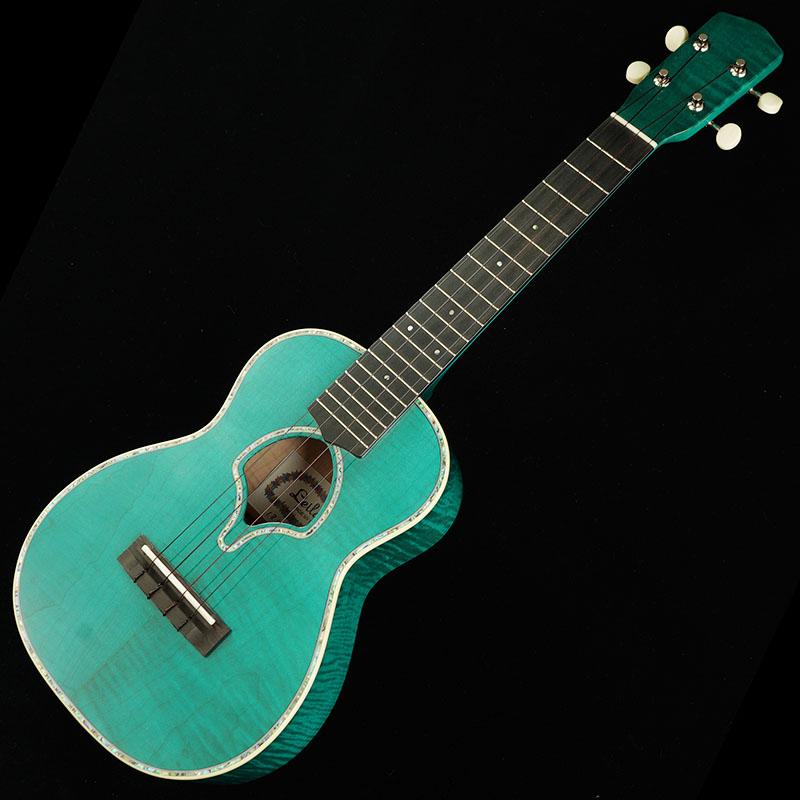 印象のデザイン Leilani Concert Green Curly Curly Maple Green Leilani