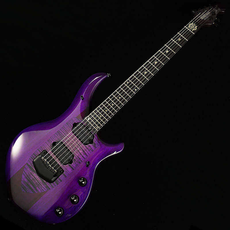MUSICMAN Majesty Monarchy 6 (Majestic Purple/Matte Black Hardware)