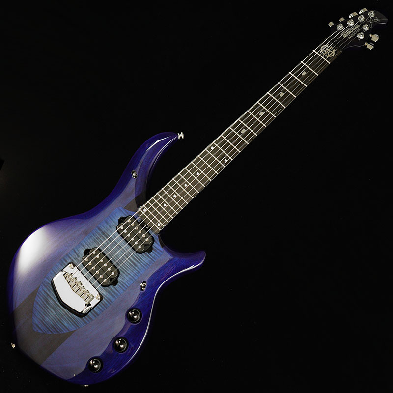 MUSICMAN Majesty Monarchy 6 (Imperial Blue/Chrome Hardware)