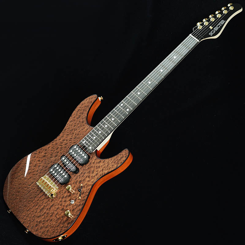 SCHECTER Limited Model NV-DX-24-MH-VTR/E (LACE WOOD)