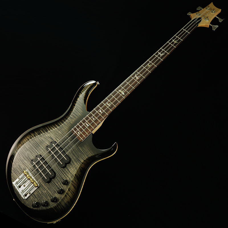 P.R.S. Grainger 4 String Bass 10top (Charcoal Burst) 【USED】 【中古】