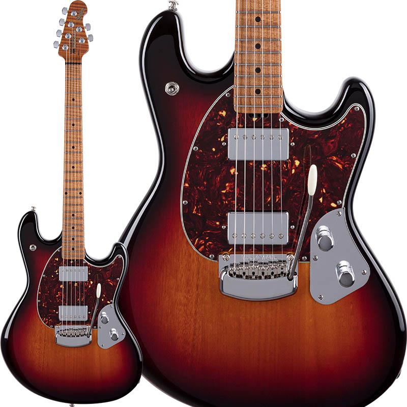MUSICMAN StingRay Guitar RS (Vintage Sunburst/Roasted Figured Maple)
