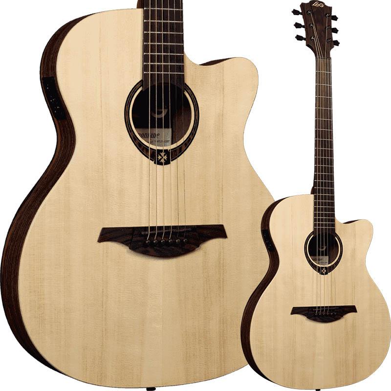 LAG Guitars T270ASCE [TRAMONTANE 270 / AUDITORIUM CUTAWAY]