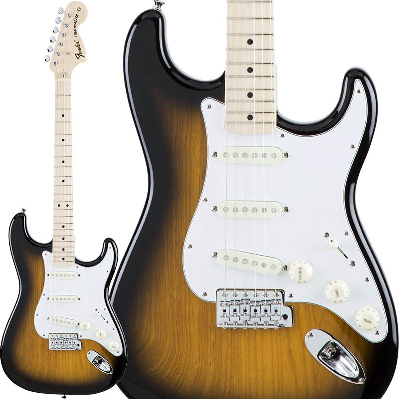 Fender Traditional 70s Stratocaster Ash (Tobacco Burst/Maple) [Made in Japan] 【生産完了特価】