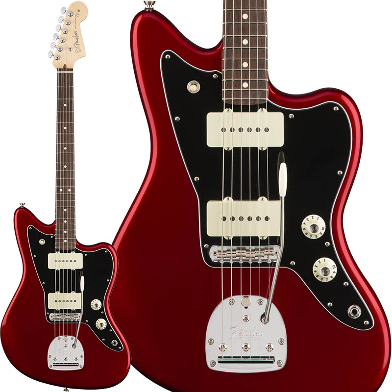 Fender American Professional Jazzmaster (Candy Apple Red/Rosewood) [Made In USA] 【特価】