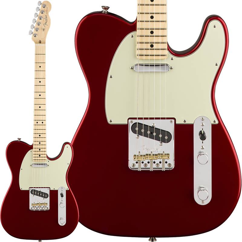 Fender American Professional Telecaster (Candy Apple Red/Maple) [Made In USA] 【特価】