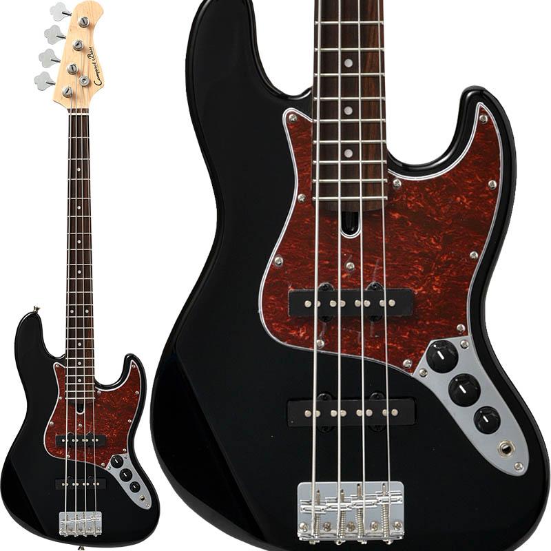 Compact Bass CJB-60s (BLK/R) [スモールサイズの本格派!大人気コンパクトベース]