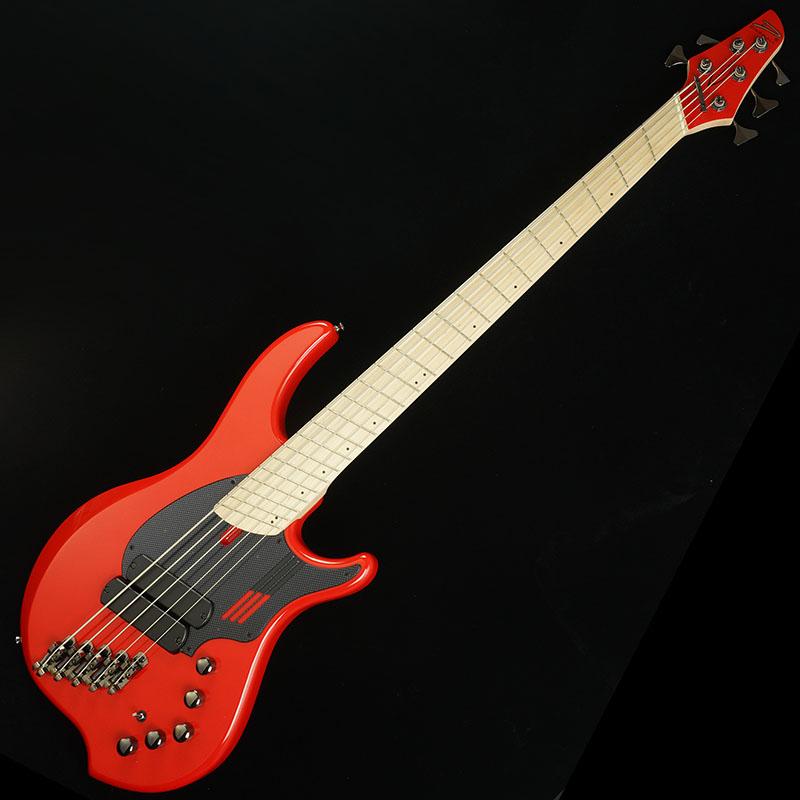"Dingwall NG-2 5strings Adam ""Nolly"" Getgood Signature Model (Ferrari Red)"