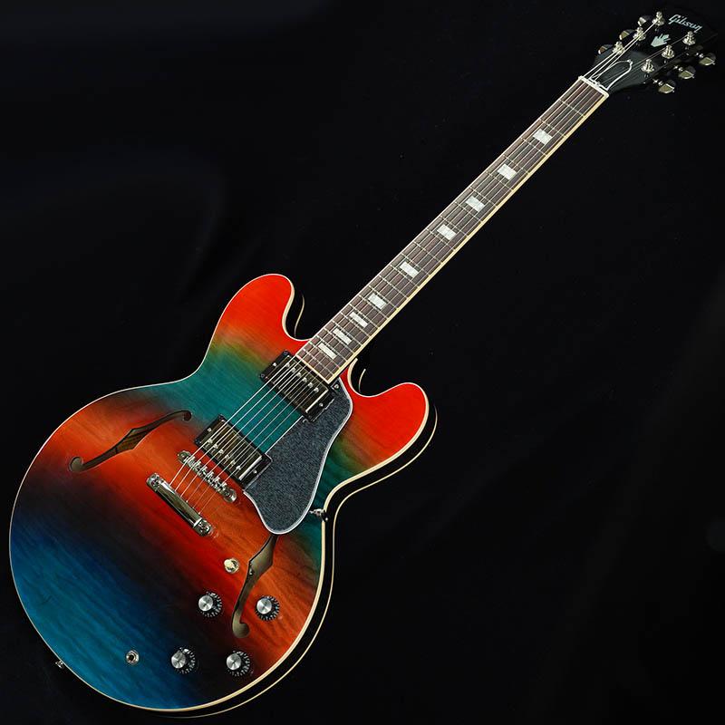 Gibson Memphis Limited Run ES-335 Figured (Aurora Burst) 【ikbp5】