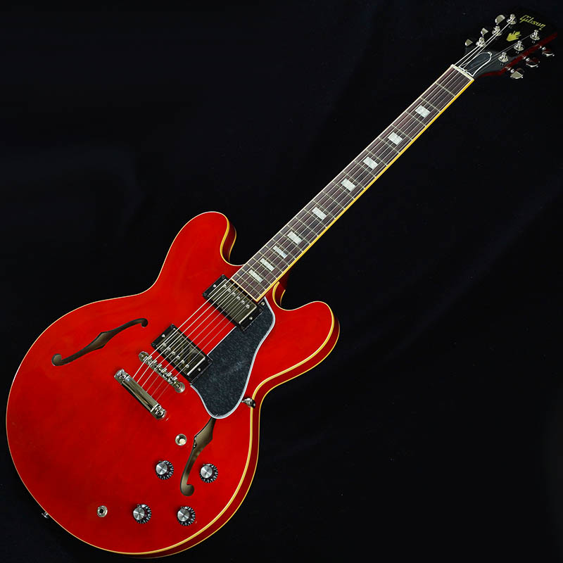 Gibson 2018 ES-335 Traditional (Antique Faded Cherry) 【ギブソン純正アクセサリーパック・プレゼント!】 【ikbp5】