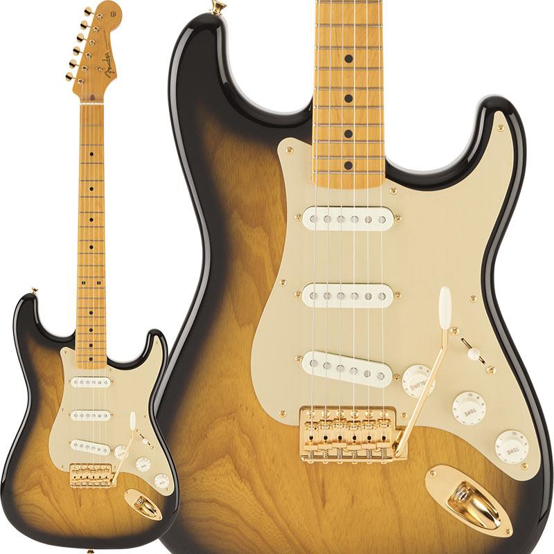 日本製 Fender Traditional 50s Stratocaster Anodized (2 Fender Color in Sunburst) Color [Made in Japan]【ikbp5】, スージースポーツ楽天オート店:3806f226 --- supercanaltv.zonalivresh.dominiotemporario.com
