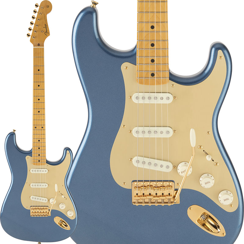 Fender Traditional 50s Stratocaster Anodized (Lake Placid Blue) [Made in Japan] 【ikbp5】