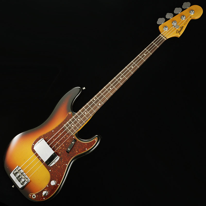 Fender USA Custom Shop 2018 Postmodern Bass Journeyman Relic (Faded 3-Color Sunburst) 【ikbp5】