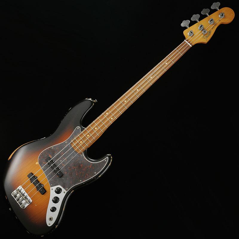 良質  Fender In Road Worn '60s Jazz '60s Bass (3-Color Sunburst) [Made Worn In Mexico]【特価】, 石狩郡:816fd3dd --- business.personalco5.dominiotemporario.com