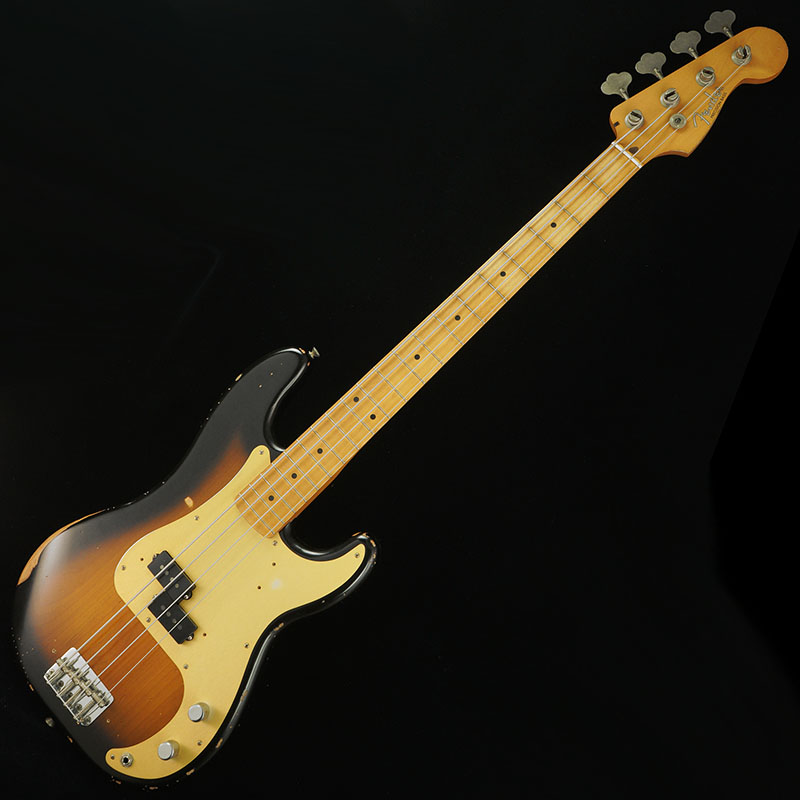 Fender Road Worn '50s Precision Bass (2-Color Sunburst) [Made In Mexico] 【特価】