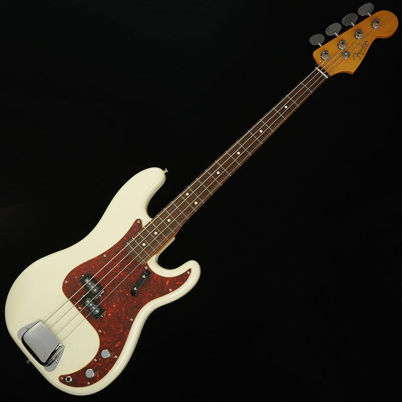 Fender Hama Okamoto Precision Bass (Olympic White) [Made in Japan] 【ikbp5】