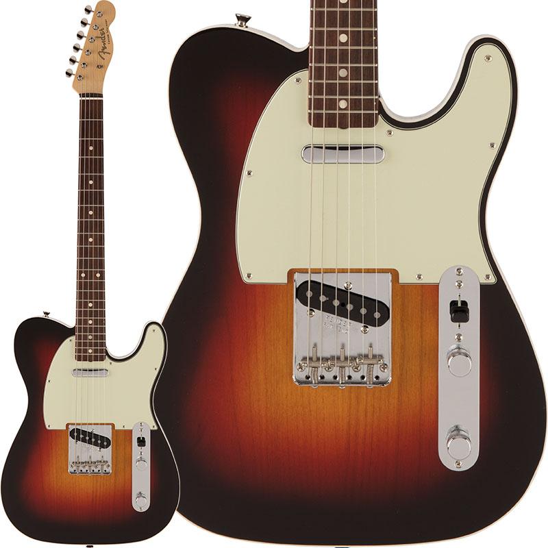 Fender 2018 Limited Collection 60s Telecaster (3-Color Sunburst) [Made in Japan] 【ikbp5】