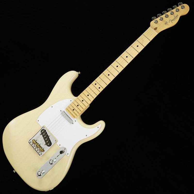 お見舞い Fender (Vintage Limited Stratocaster Edition Whiteguard Stratocaster USA] (Vintage Blonde) [Made In USA]【ikbp5】, 久米郡:b9f7d07e --- construart30.dominiotemporario.com
