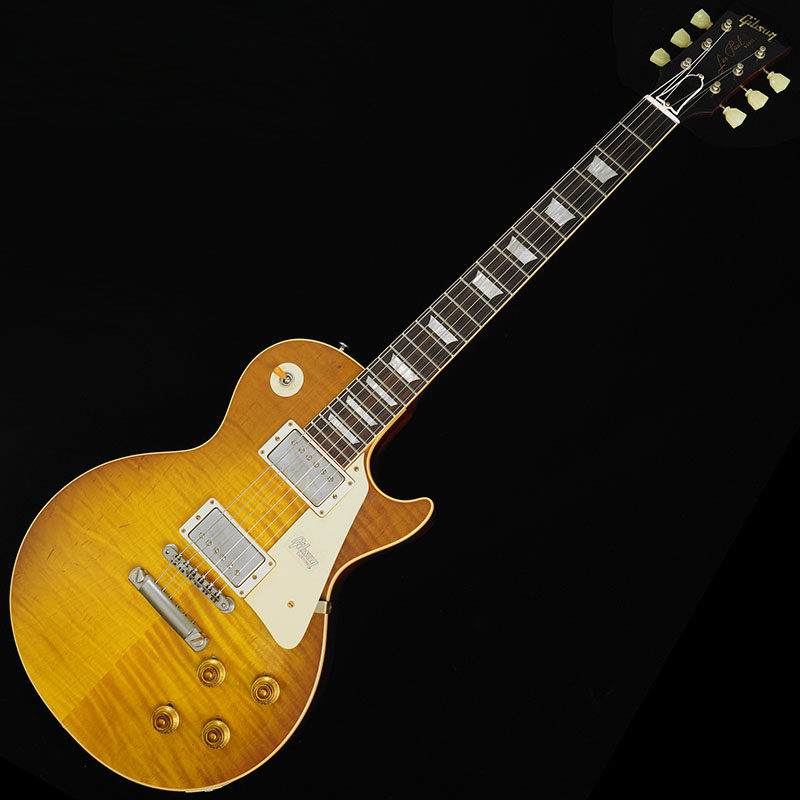 Gibson CUSTOM SHOP Historic '59 Les Paul Standard VOS (Honey Lemon Fade) #982882 【現地選定品】 【ikbp5】