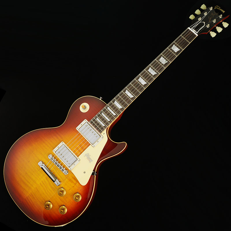 Gibson CUSTOM SHOP Historic '59 Les Paul Standard (Vintage Cherry Sunburst Gloss) #982777 【現地選定品】 【ikbp5】