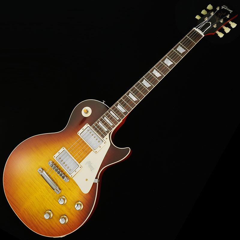 Gibson CUSTOM SHOP Historic '60 Les Paul Standard VOS (Dark Bourbon Fade) #0_8570 【現地選定品】 【ikbp5】