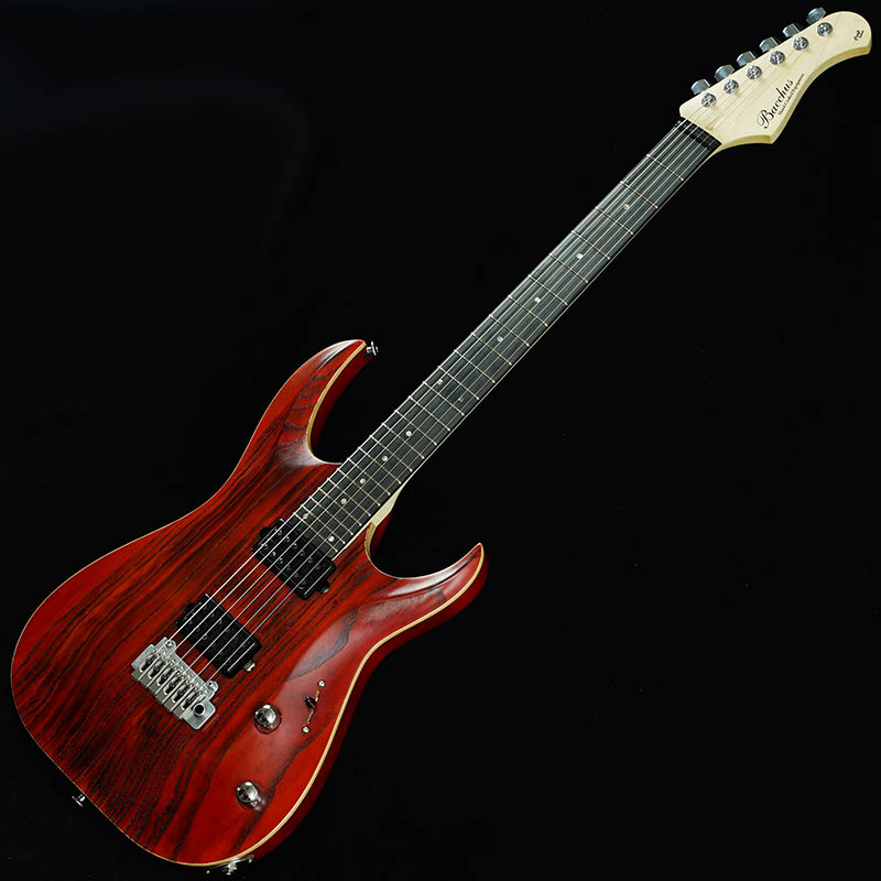 Bacchus CUSTOM SERIES GRACE-AT/BW [Made In JAPAN] (RED/OIL-BN)