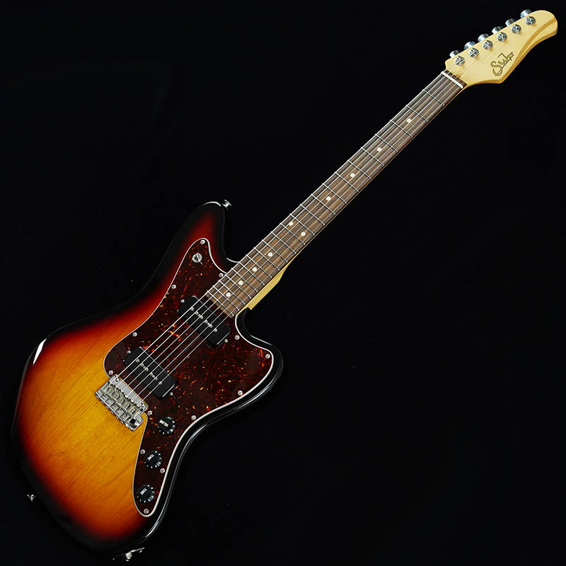 Suhr Guitars CLASSIC JM PRO S90 With 510 Tremolo (3-Tone Sunburst) [#JS7E6M] 【特価】