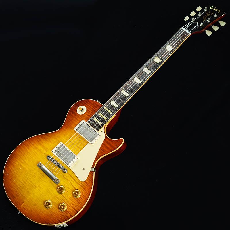 Gibson Custom Shop Les Paul Standard Figured Top Tom Murphy Painted & Aged