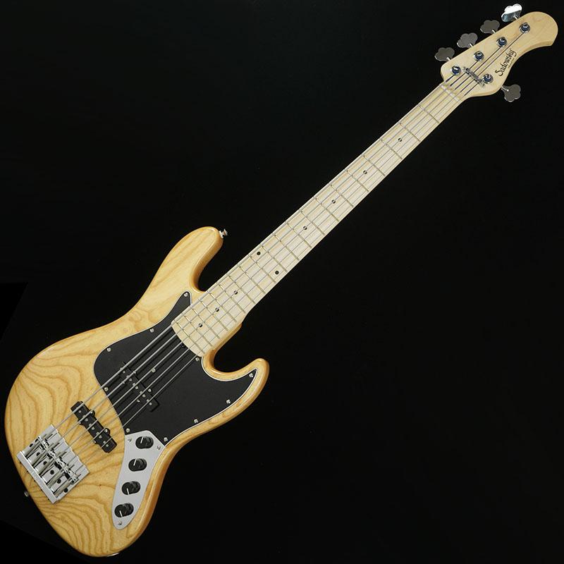 Sadowsky Guitars Metroline Series MV5 SlapMaster (NAT) 【受注生産品】