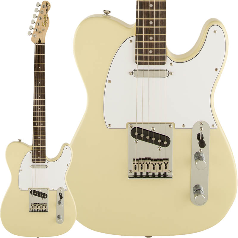 Squier by Fender Standard Telecaster (Vintage Blonde) 【期間限定プライス】