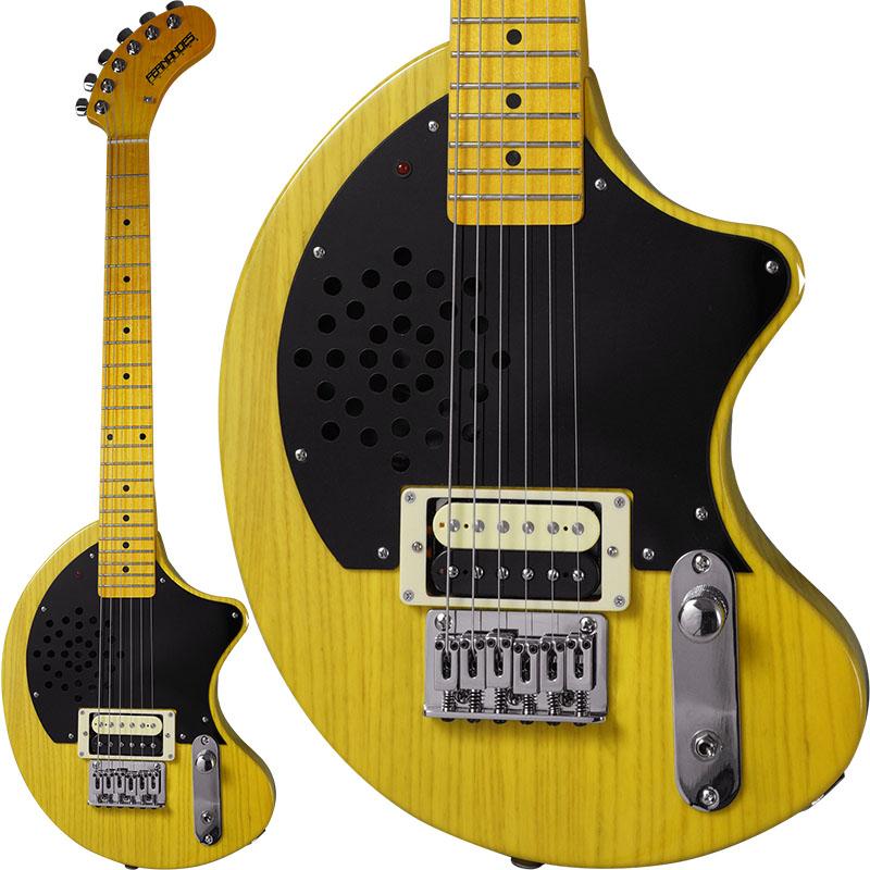 """【ミニ・ギター】 Fernandes IKEBE ORIGINAL ZO-3 TL JB """"アッシュボディーにゼブラハムバッカー搭載"""""""