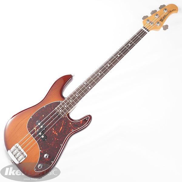 MUSICMAN Cutlass Bass (Heritage Tobacco Burst/Rosewood) 【USED】 【中古】