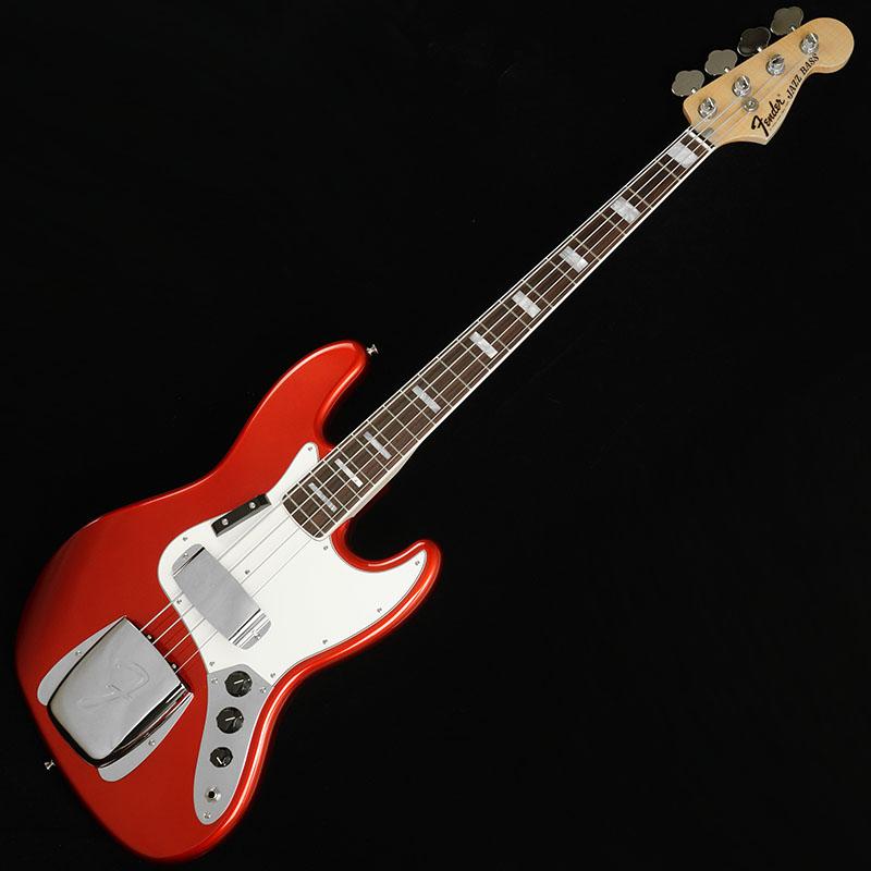 Fender USA Custom Shop Team Built Series '73 Jazz Bass NOS (Candy Apple Red) 【ikbp5】