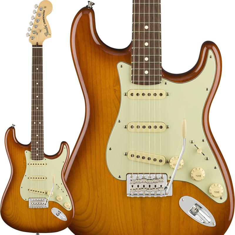 Fender American Performer Stratocaster (Honey Burst) [Made In USA] 【ikbp5】