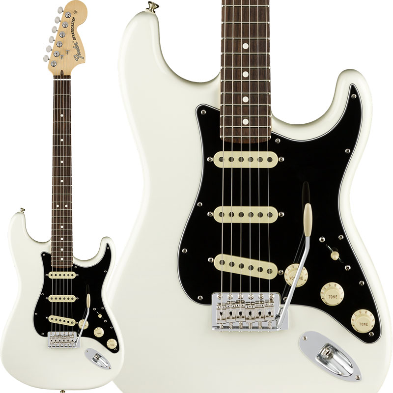 Fender American Performer Stratocaster (Arctic White/Rosewood) [Made In USA] 【ikbp5】 【FENDER THE SPRING-SUMMER 2019 CAMPAIGN】