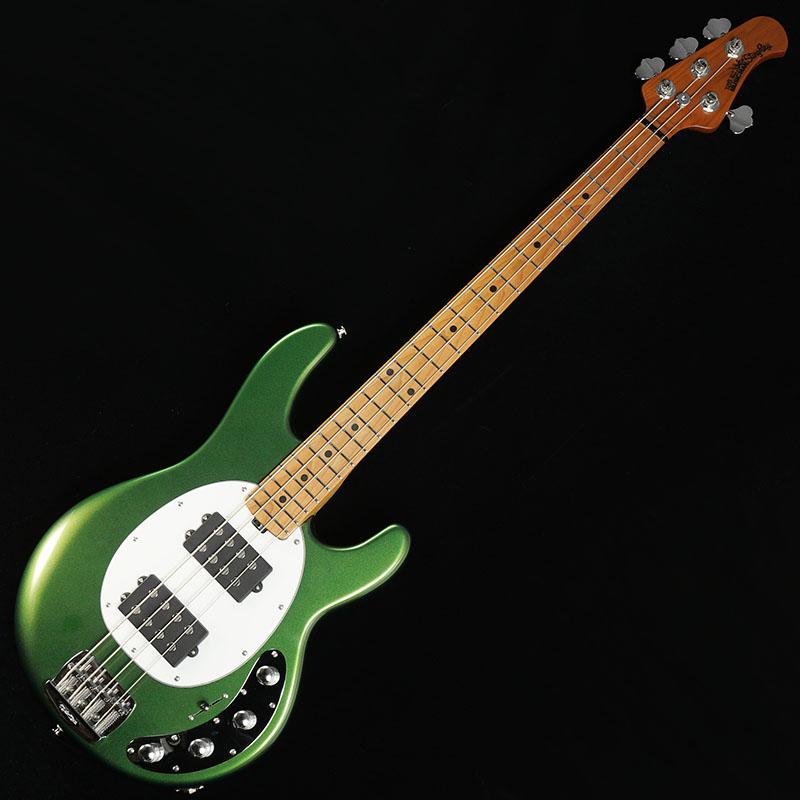 MUSICMAN StingRay Special HH (Charging Green/Maple) 【即納可能】 【初回限定!ERNIE BALL純正シールドプレゼント】