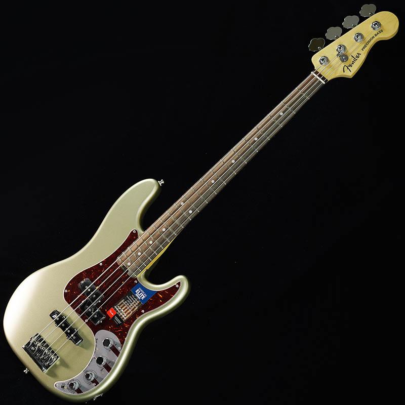 Fender American Elite Precision Bass (Champagne/Ebony) 【生産完了品】