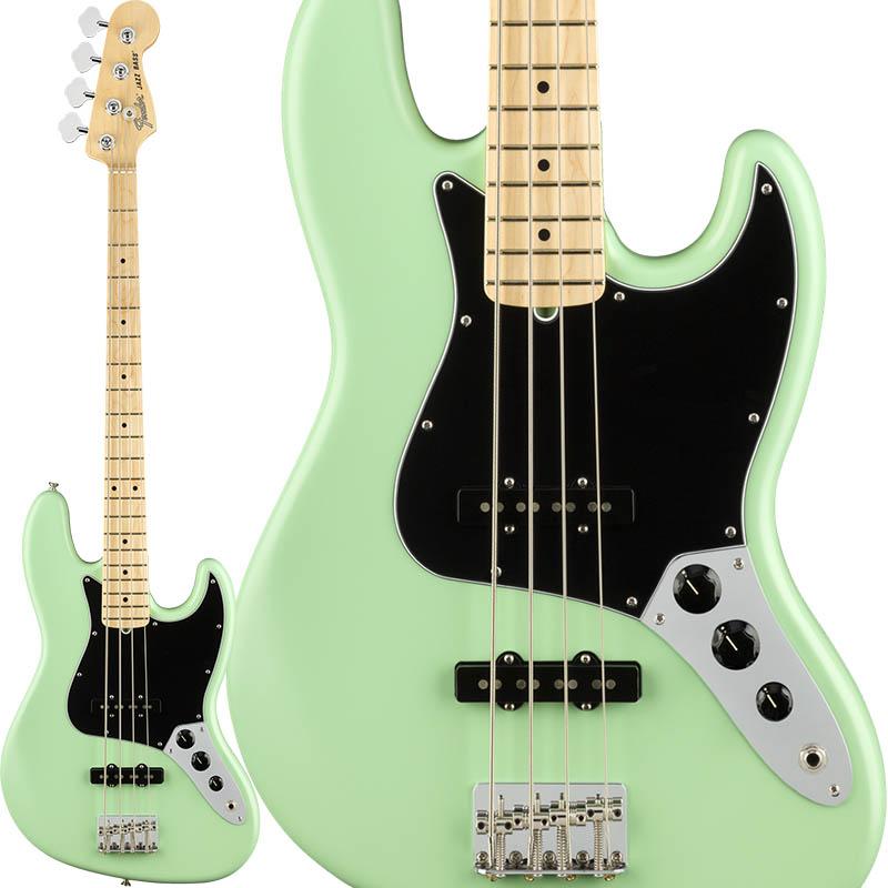Fender American Performer Jazz Bass (Satin Surf Green/Maple) [Made In USA] 【ikbp5】