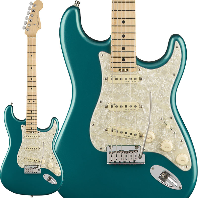 Fender American Elite Stratocaster (Ocean Turquoise/Maple) [Made In USA] 【特価】