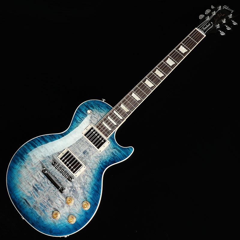 """Gibson Les Paul Standard Premium Quilt (Ocean Water Perimeter) 【現地選定品】 【ikbp5】 【数量限定""""ギブソン純正ギグケース""""プレゼント!】"""