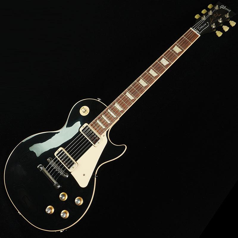 Gibson Les Paul Deluxe 2019 Japan Proprietary (Ebony) 【ikbp5】