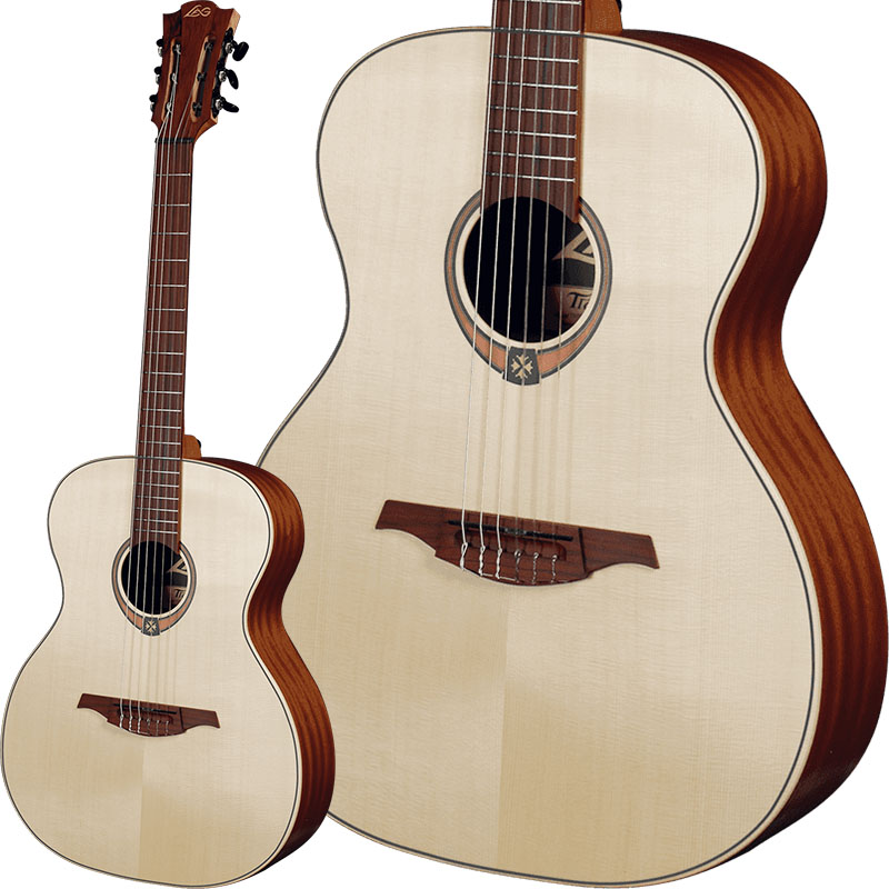 LAG Guitars TN70A [TRAMONTANE N70 / AUDITORIUM NYLON]